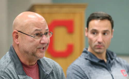 Cleveland Indians: Talkin' lineup changes with Yandy Diaz, Jason Kipnis -- Terry Pluto