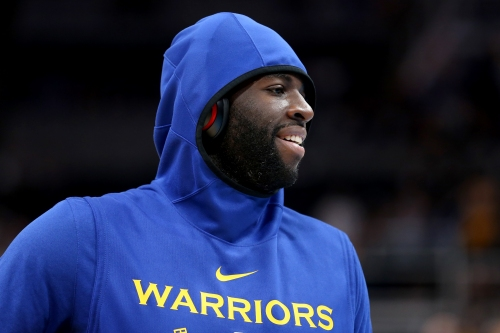 """Warriors' Draymond Green sees """"double standard"""" in NBA's punishments for Lakers-Rockets scuffles"""