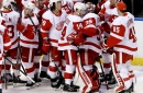 Atlantic Division Update: The Red Wings win one