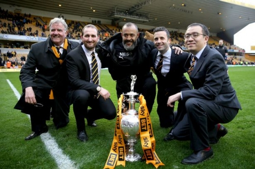 Wolves chief offers update on exciting plans to redevelop Molineux