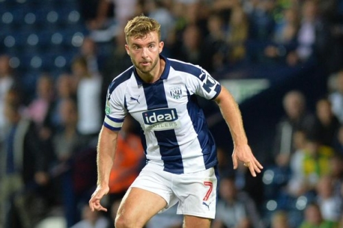 West Brom v Derby County: This is who should replace Jake Livermore