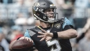 Jaguars QB Blake Bortles has 'no idea' if he'll start in Week 8