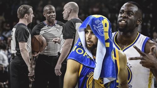 Draymond Green, Stephen Curry address Warriors' fouling problem
