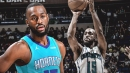 Hornets' Kemba Walker sets NBA record by hitting 19 3-pointers in first 3 games