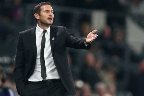 Frank Lampard talks up West Brom as he all but rules out key Derby County man