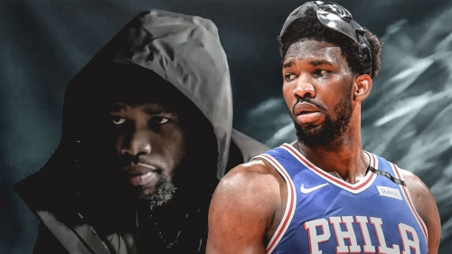 Sixers star Joel Embiid has really cut back on the Shirley Temples
