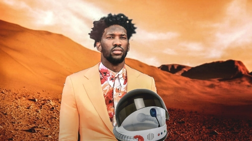 Sixers news: Joel Embiid wanted to become president, astronaut