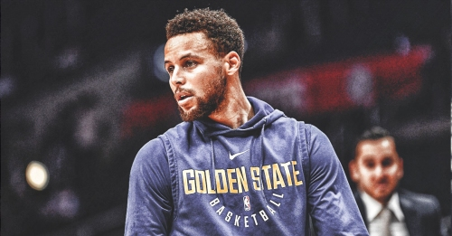 Stephen Curry play for the Warriors in their loss to the Nuggets
