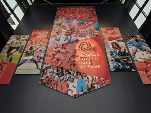 A look back at the Hall of Fame weekend at FC Dallas