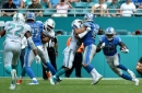 Detroit Lions - Miami Dolphins snap counts: Kerryon Johnson nearing bell-cow status