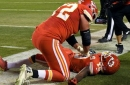Chiefs' blowout of Bengals features a variety of celebrations