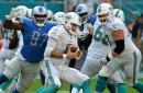 The Morning After: Thoughts on the Dolphins 32-21 loss to the Detroit Lions