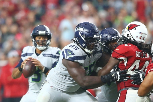 Duane Brown and Germain Ifedi stand above most in the NFL