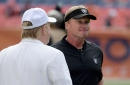 Jon Gruden cleaning house doesn't mean Reggie McKenzie departure
