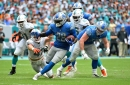 The Lions haven't run the ball like that in nearly 30 years