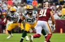 Packers' offensive tackles ranked the 2nd-best pass-blocking tandem in NFL