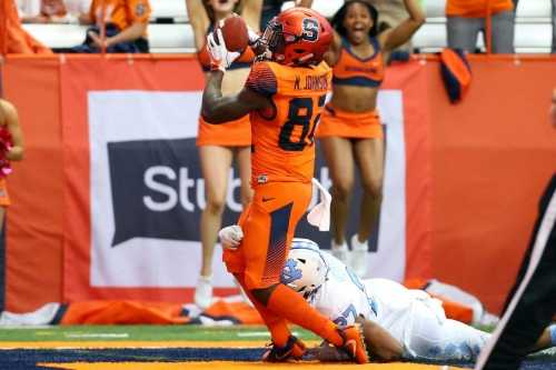What's college football saying about Syracuse after Week 8?