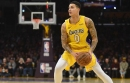 Lakers news: Luke Walton comments on the 'happy feet' of Kyle Kuzma