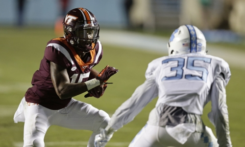 ACC announces game time, network for Virginia Tech's game against Boston College