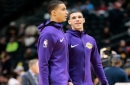 Lakers News: Lonzo Ball, Kyle Kuzma Joining Starting Lineup While Rajon Rondo And Brandon Ingram Are Suspended