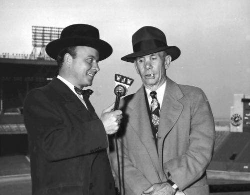 Jack Graney, Cleveland Indians radio broadcast pioneer, named Ford C. Frick Award finalist for baseball Hall of Fame