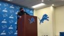 Detroit Lions' Matt Patricia: When Ziggy Ansah can help us win, he'll play