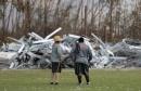 Huracán Michael causó la muerte de al menos 39 personas
