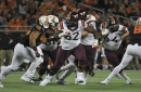 Virginia Tech offensive lineman D'Andre Plantin plans to transfer