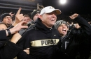 Purdue's Jeff Brohm named Dodd Trophy Coach of the Week
