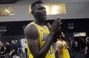 Lakers Assign Isaac Bonga To G League; Alex Caruso Re-Joins South Bay Roster