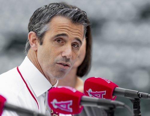 New Angels manager Brad Ausmus believes he can blend baseball and analytics