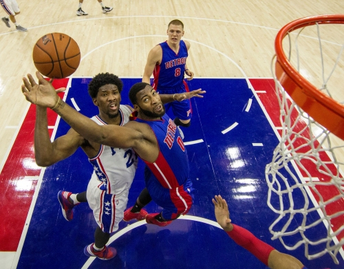 Detroit Pistons vs. Philadelphia 76ers: What to watch for, game info