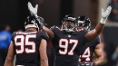 Snap counts in Falcons' win over Giants