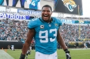 The Panthers should trade with the Jaguars for Calais Campbell
