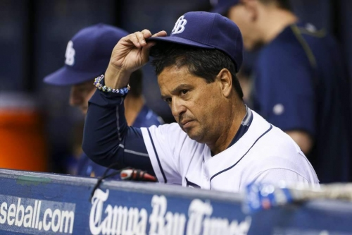Rays coach Charlie Montoyo interviewing for Blue Jays job