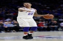 Will things ever start looking up for the Sixers' Markelle Fultz?