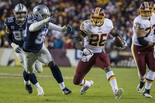 Skins Stats & Snaps: Cowboys @ Redskins (Offense)