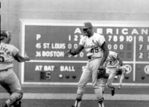 Goold: Kershaw aims to be first since Gibson in '67 to tame Boston's 'monster'