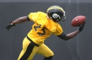 Mike Tomlin addresses the development, or lack thereof, of Artie Burns