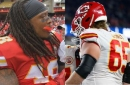 Injuries mounting, Chiefs put Smith, Devey on injured reserve