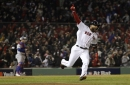 Boston Red Sox's Eduardo Nunez thought World Series Game 1 homer would be 373-foot Fenway Park single