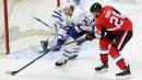 Senators assign Paul Carey to AHL Belleville