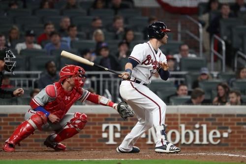2018 Atlanta Braves Player Review: Preston Tucker