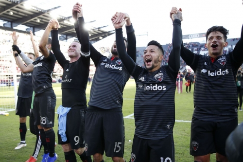 MLS Weekly Wrap Up: D.C. United clinch playoff spot