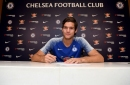 Maurizio Sarri sends class message to Marcos Alonso after he signs new Chelsea contract
