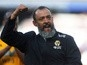 Wolves head coach Nuno Espirito Santo to target new striker in January?