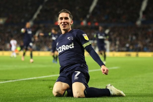 Liverpool fans are all saying the same thing about Harry Wilson's wondergoal for Derby County at West Brom