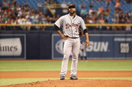 2018 Tigers player review: Francisco Liriano