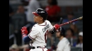 Braves happy with growth of third basemen Camargo, Riley