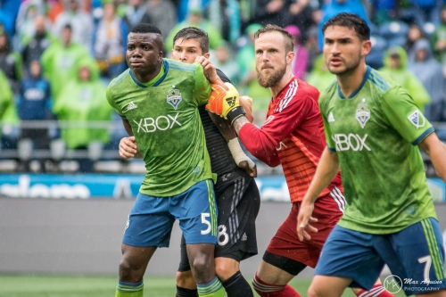 Stefan Frei still frustrated about another slow start